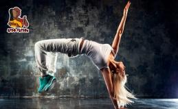 Занятия в школе танцев Afro Fusion