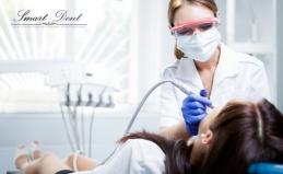 Лечение зубов, установка пломб