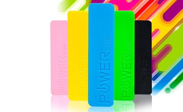 Скидка на Внешние аккумуляторы емкостью от 2600 до 30000 mAh от интернет-магазина Top Shop World. Скидка до 86%