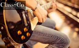 Занятия музыкой в студии Class & Co