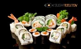 Все меню кухни от Sushi Reutov