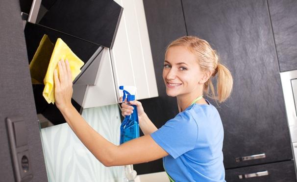 Скидка на Поддерживающая или генеральная уборка квартиры + мытье окон от клининговой компании «Аннушка». Скидка до 80%