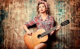 Занятия по игре на гитаре