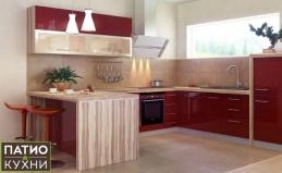 Кухонные гарнитуры от «Патио Кухни»