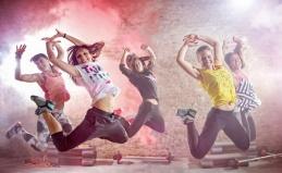 Занятия танцами в студии Ludy Dance