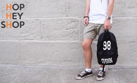 Именные рюкзаки от HopHeyShop