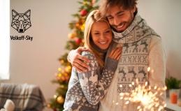 Новый год и Рождество в Volkoff Sky