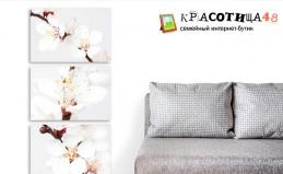 «Красотища48»: печать фото и картин