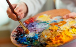 Уроки рисования, пленэры