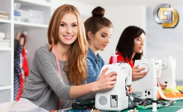 Курсы и мастер-классы по пошиву одежды, стилю и созданию гардероба с выдачей сертификата в школе Global Art. Скидка до 68%