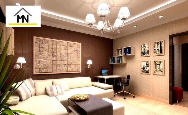 Скидка на Индивидуальный планировочный дизайн-проект жилого помещения от Design Studio by M.Novikova. Скидка до 87%