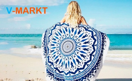 Пляжные полотенца от V-Markt