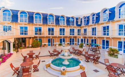 Отдых в отеле «Вилла Арго» в Алуште