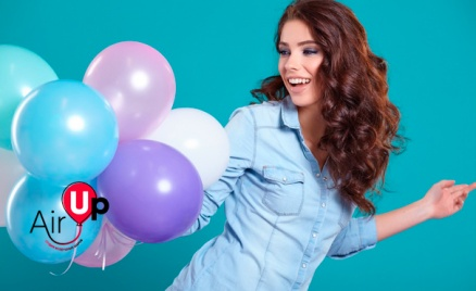 Воздушные и фольгированные шары