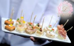 Фуршетные сеты от Luxury Catering
