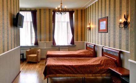 Отель «Классик» в центре Петербурга