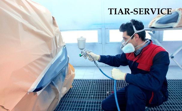 Скидка на Скидка до 85% на услуги техцентра Tiar-service на Каширском шоссе: покраска деталей, полировка кузова, керамическое покрытие Nano-Polish + Ceramic Pro 9H + Ceramic Pro Light