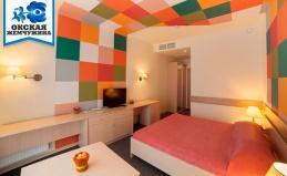 Проживание в отеле «Берега»