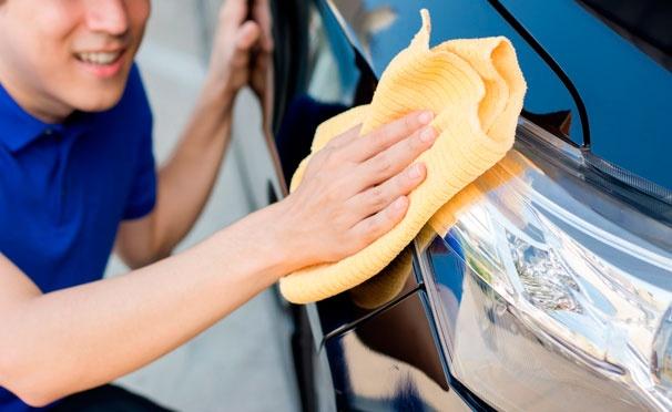 Скидка на Мойка, химчистка, абразивная полировка, защитное покрытие «Жидкое стекло» для авто от автосервиса на Большой Академической. Скидка до 88%