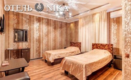 Отдых в отеле Nika в Краснодаре