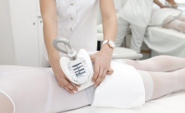 Липолазер, лимфодренаж, LPG-массаж