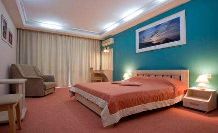 Гостиница «Санта Барбара» в Алуште