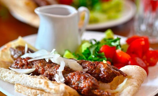 Скидка на Любые блюда и напитки в грузинском ресторане «Тавадури»: хашлама, хачапури, хинкали, харчо, лобио в горшочке, шашлыки и не только! Скидка 50%